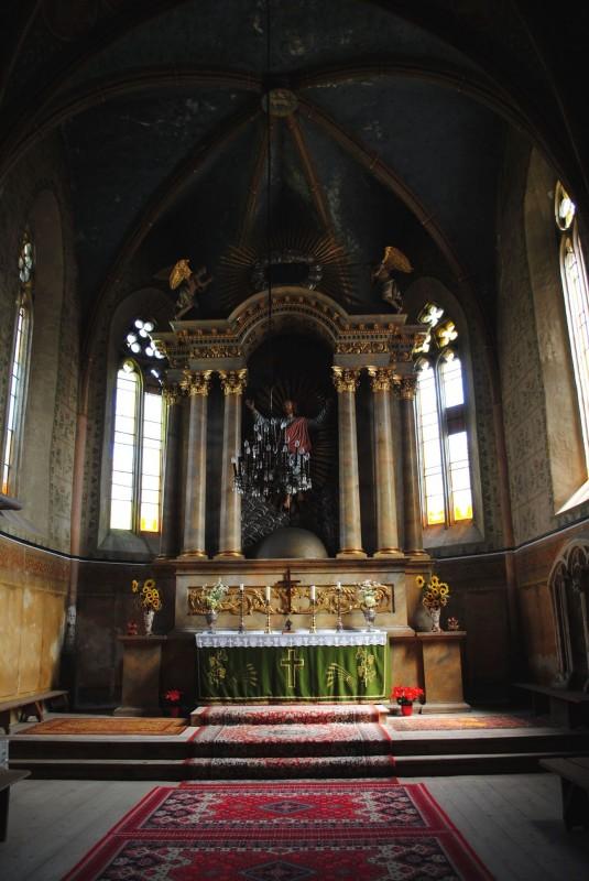 Biserica Fortificată din Ghimbav