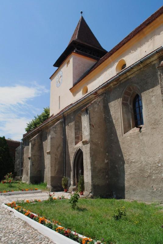 Biserica Fortificată din Ghimbav Poarta Principală