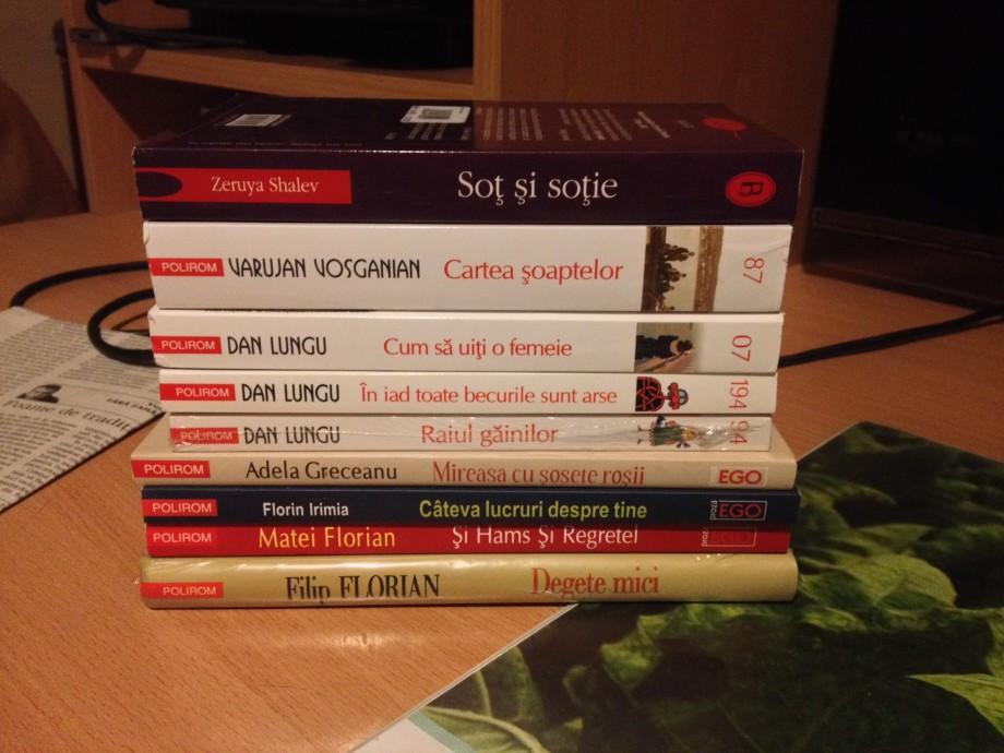 Cărți-septembrie