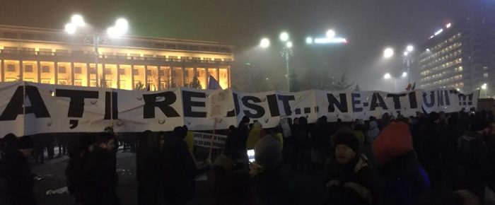 Gânduri de protest